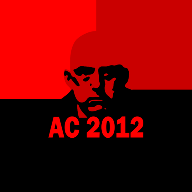 Aleister Crowley 2012