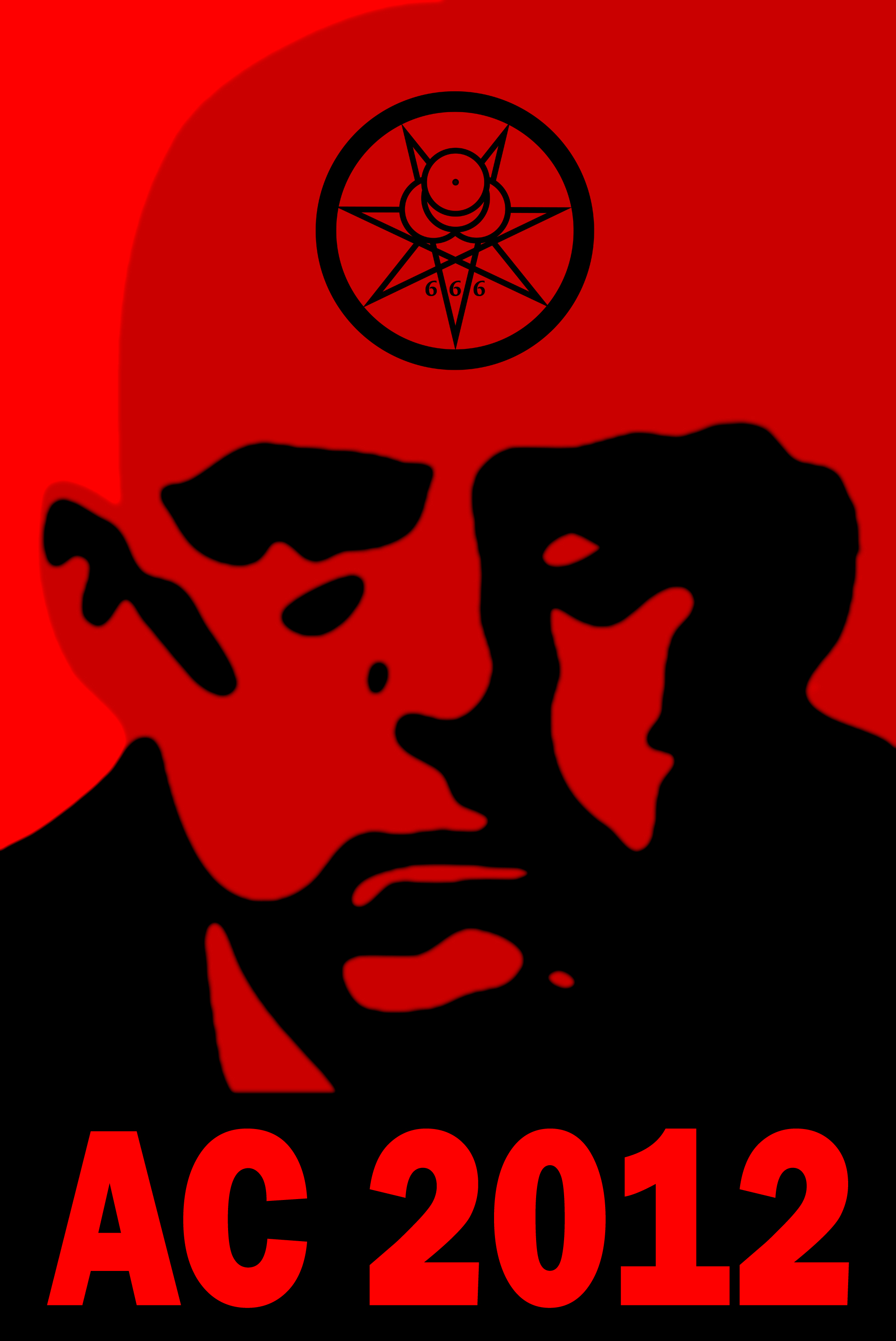 Image result for aleister crowley for president 2012