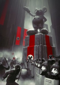 Mickey Mouse Dictator