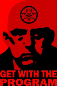 Aleister Crowley 2012: Get With The Program