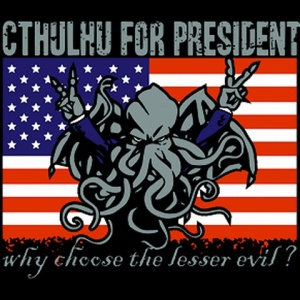 Cthulhu vs. Aleister Crowley