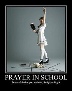 Prayer in School Aleister Crowley