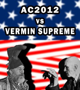 Aleister Crowley vs Vermin Supreme