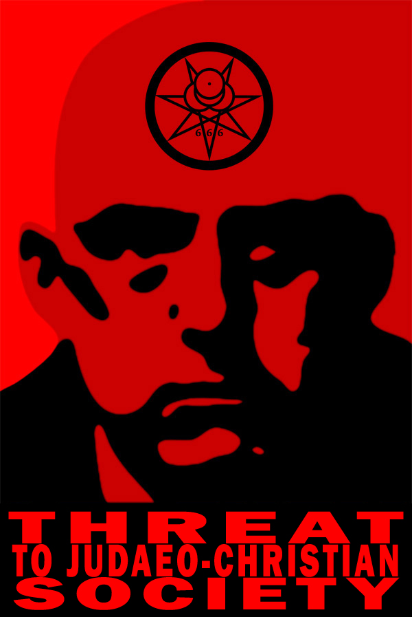 Aleister Crowley 2012 is a threat to judeo-christian society