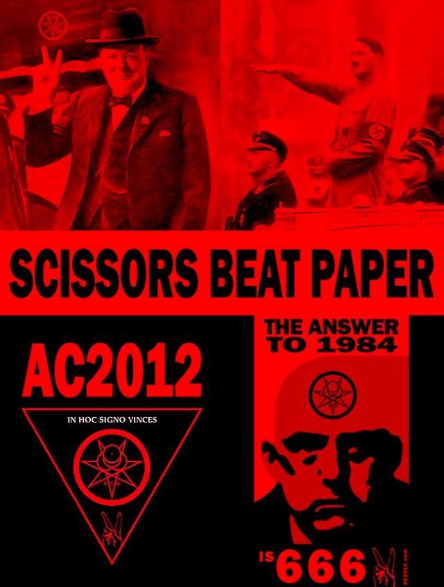 Scissors vs. Paper