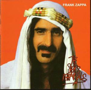 Frank  Zappa as Sheik Yerbouti