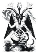 Baphomet, the Goat of Mendes, by Eliphas Levi