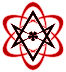 Atomic Unicursal Hexagram