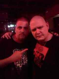 SickTanicK and Aleister Crowley 2012