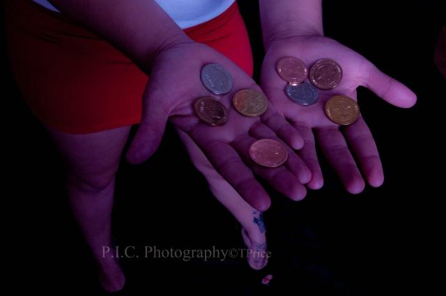 Sara Sabotage Aleister Crowley 2012 commemorative coins