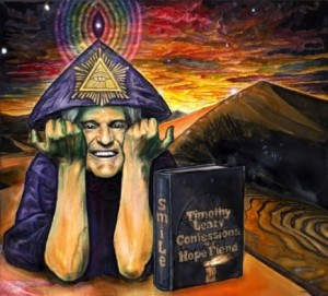 Aleister Crowley Timothy Leary
