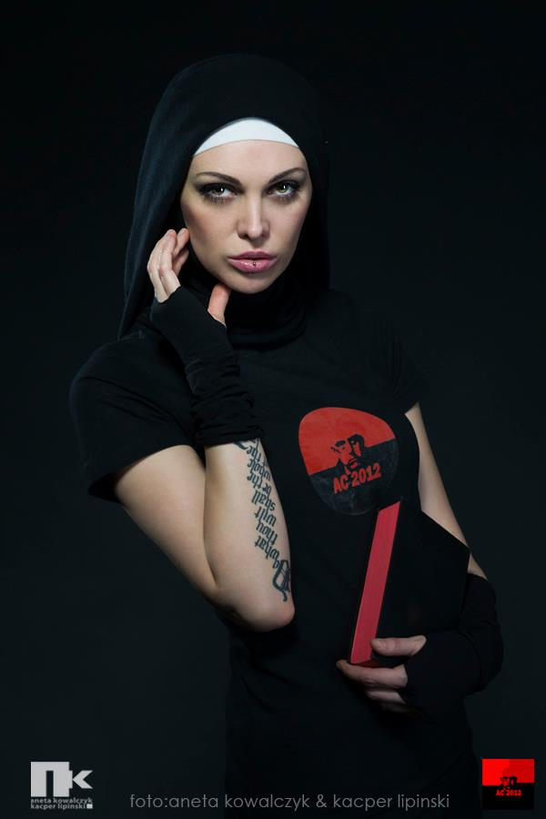 Aneta Kowalczyk nun 2